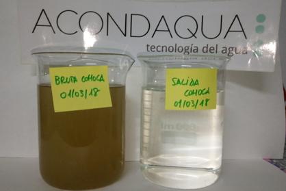 ¿Beberías Agua Residual tratada?