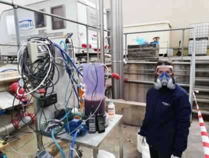 Lucha contra COVID-19: Ozono Vs Agua electrolizada Vs Lejía